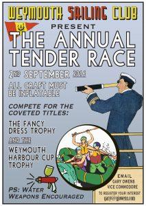 Tender-race-poster